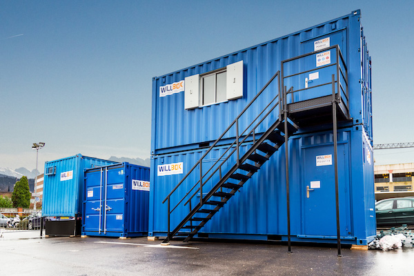 Site Cabin Container