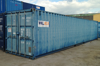2nd Hand Amp Used Shipping Containers For Sale Willbox